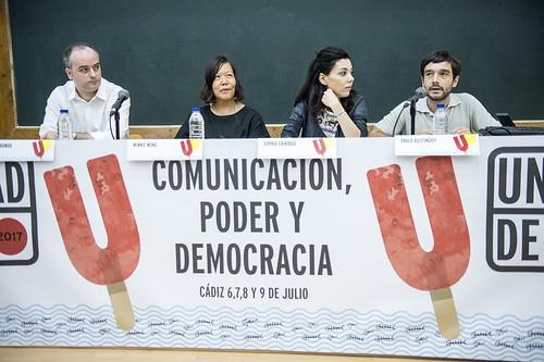 Fotos del tercer día de la Universidad de Verano