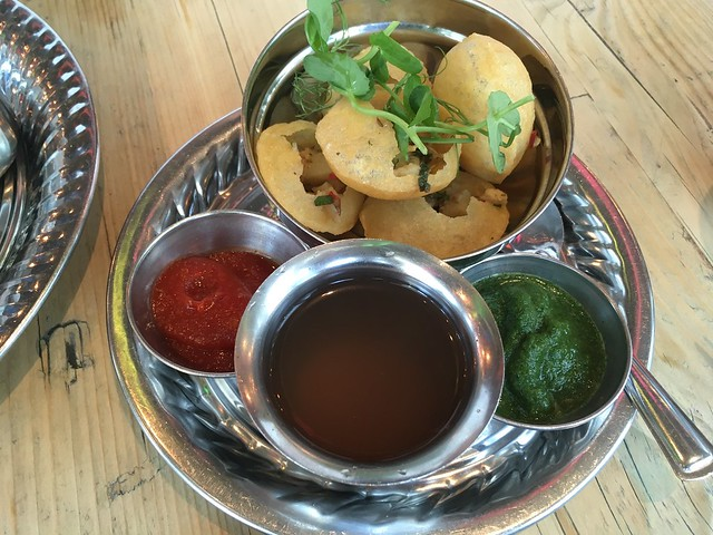 Pani puri - The Chilli Pickle