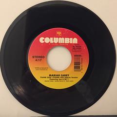 MARIAH CAREY:THANK GOD I FOUND YOU(RECORD SIDE-A)