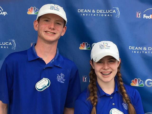 2017 Junior Course Reporter Pics