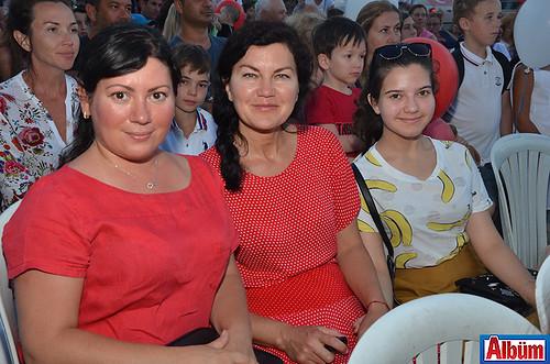 Olga Erdem, Aysina Safina, Kamile Minibayeva