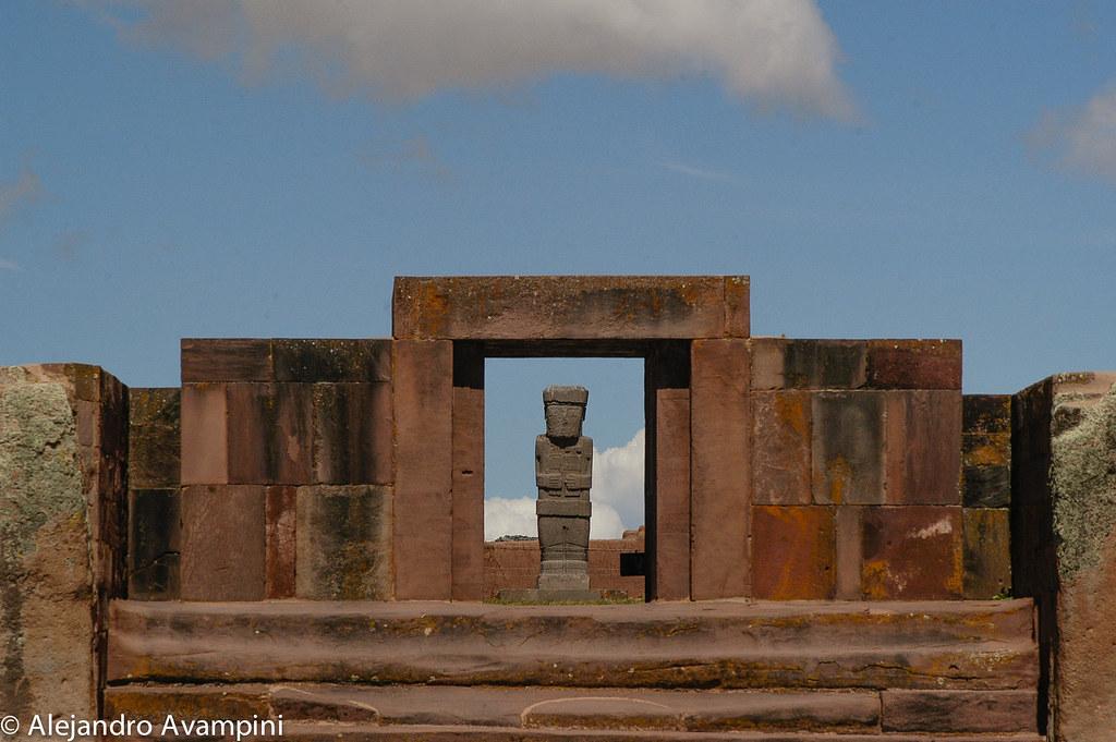 Tiahuanaco cultura preincaica