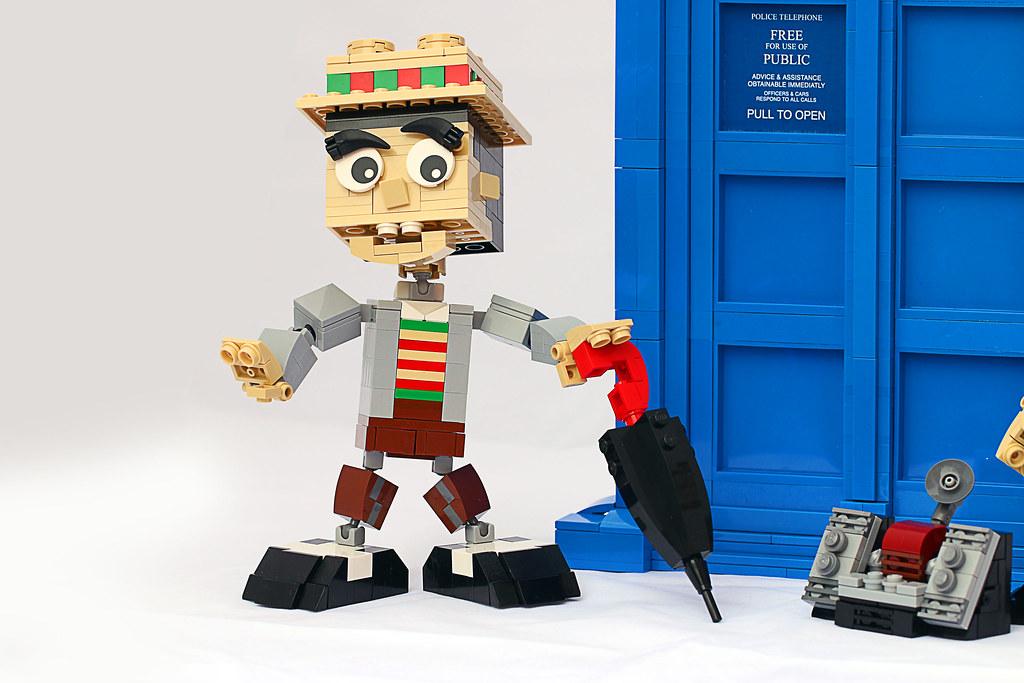 The Doctor - Frostbricks