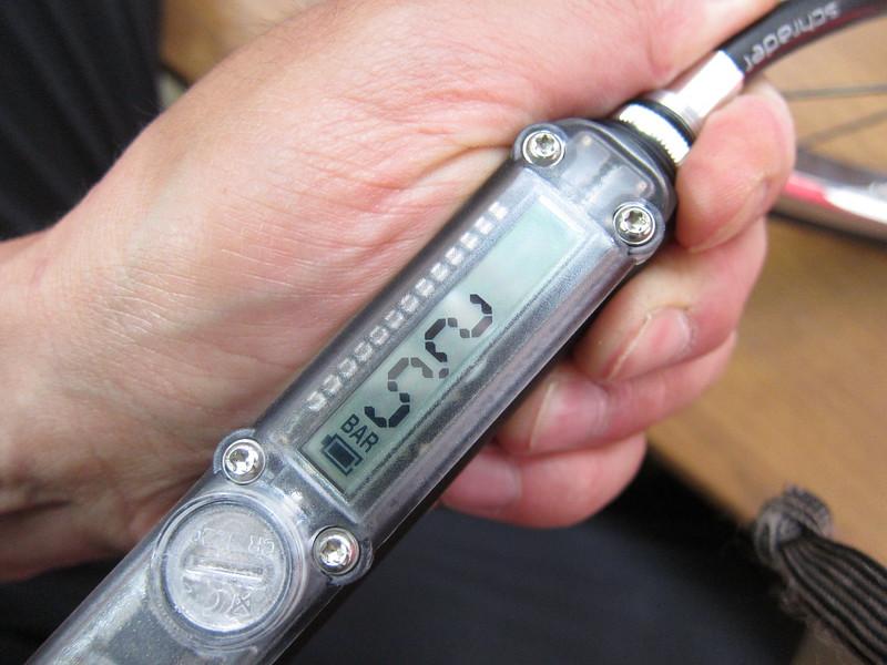 Digital Pressure Drive 6
