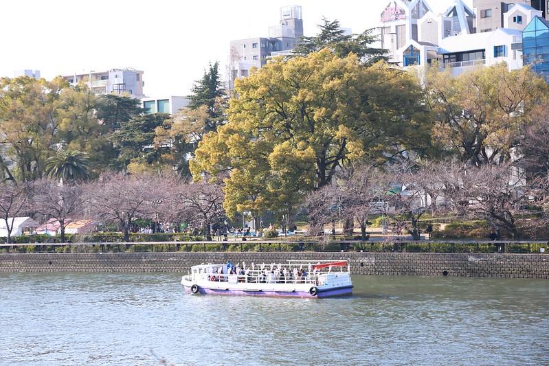 大川賞櫻船