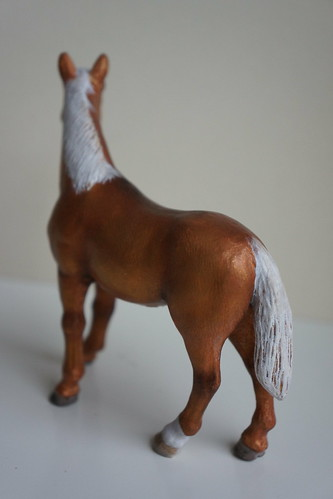 Custom schleich horses