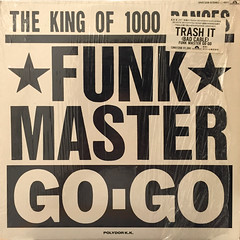 FUNK MASTER GO-GO:TRASH IT(BAD CABLE)(JACKET A)