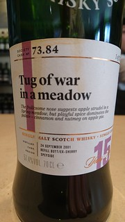 SMWS 73.84 - Tug of war in a meadow