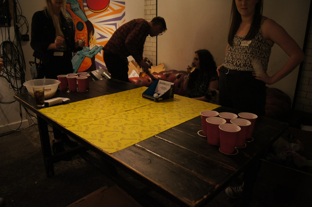 IWOOT beer pong