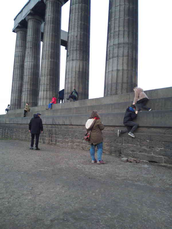 スコットランド国民記念碑