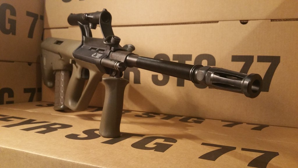 Limited Edition Steyr Arms STG 77