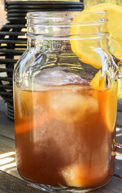 Lemon-Infused Instant Pot Iced Tea