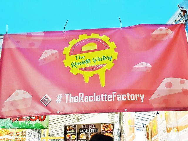 The Raclette Factory Signage