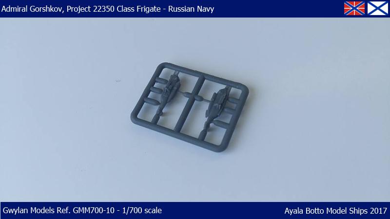 Frégate Gorshkov 417, Projet 22350 - Gwylan Models 1/700 35361091085_d73a21994b_o