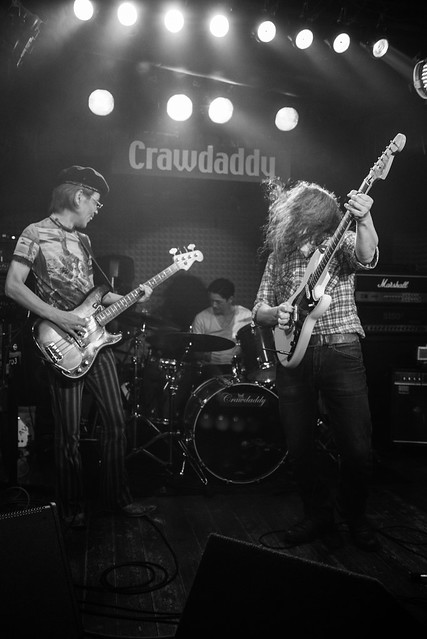 O.E. Gallagher live at Crawdaddy Club, Tokyo, 17 Jun 2017 -00528