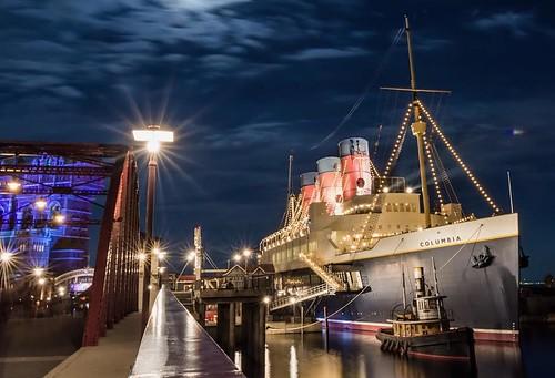 SS Colunbia Tokyo DisneySea