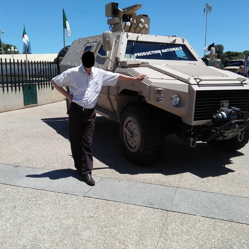الصناعة العسكرية الجزائرية عربات Nimr(نمر)  - صفحة 10 35433035550_8ff24d9457_o