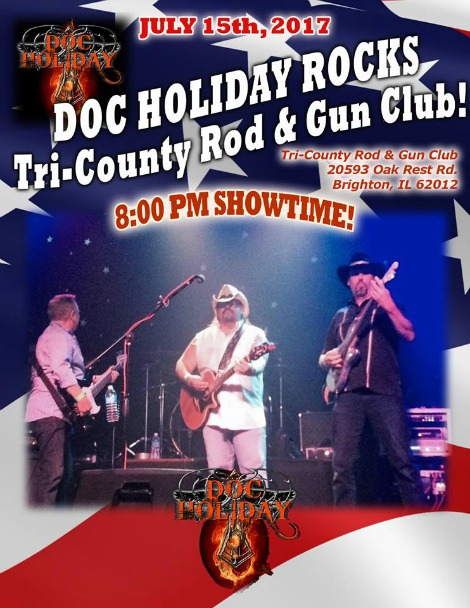 Doc Holiday 7-15-17