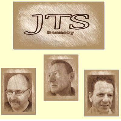 Swedish Band JTS Ronneby is on radio rotation with 4 songs