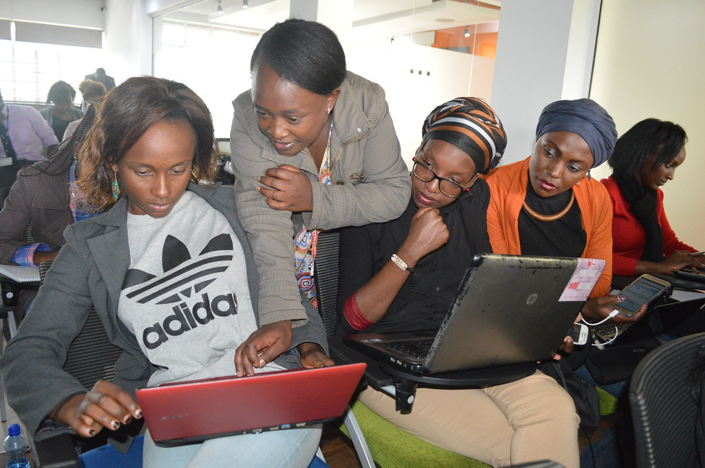 Nairobi mapathon