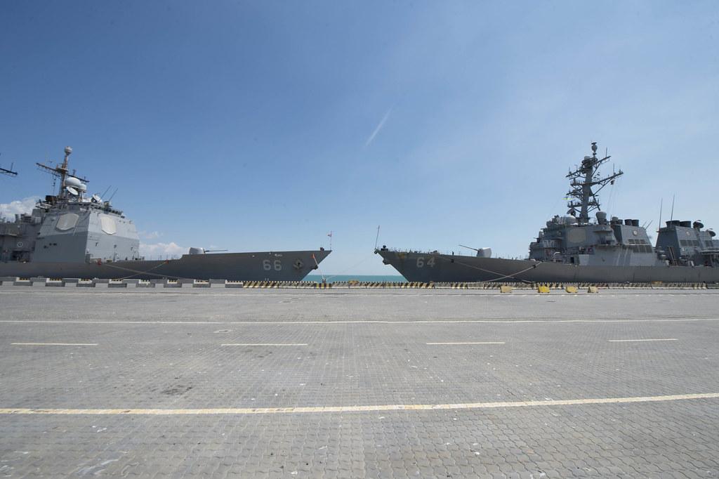 """""""Си-Бриз-2017"""": ракетный эсминец ВМС США USS Carney в Черном море - Цензор.НЕТ 99"""