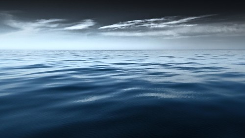 Dead calm at sea | by Gael Varoquaux