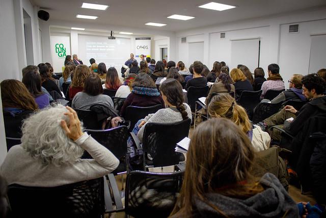 "Charla Colunga - COES ""Crisis del Sename en Chile: una mirada desde adentro"""