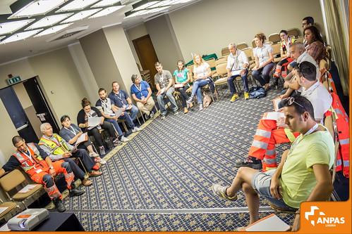 Anpas Day(s) 2017: servizio civile, formazione OLP