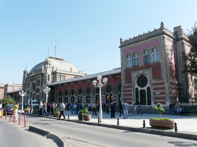 Estação Sirkeci