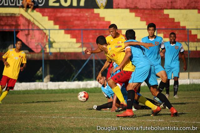 Jabaquara 1 x 2 Manthiqueira, partida válida pelo Campeonato Paulista da Segunda Divisão de 2017