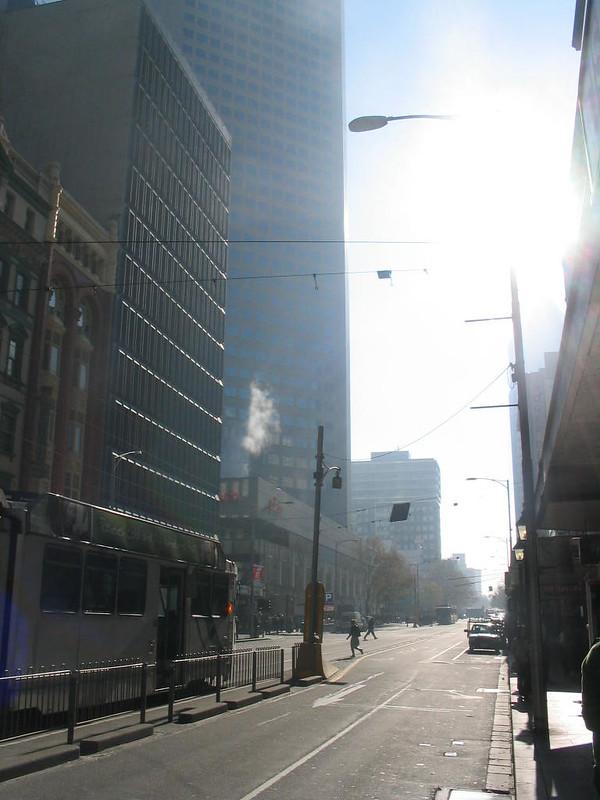 Elizabeth Street, June 2007