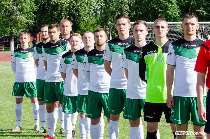 FC Sputnik 2:0 FC Energetik-BGATU. 03/06/2017