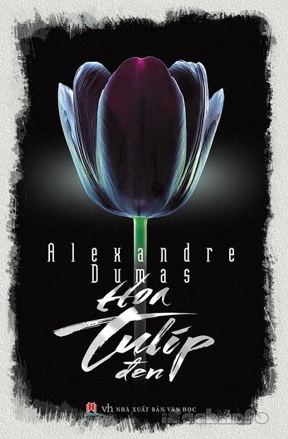 Hoa Tulip Đen - Alexandre Dumas