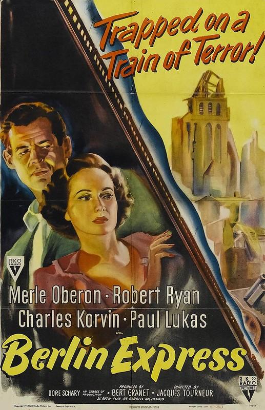 Berlin Express - Poster 4