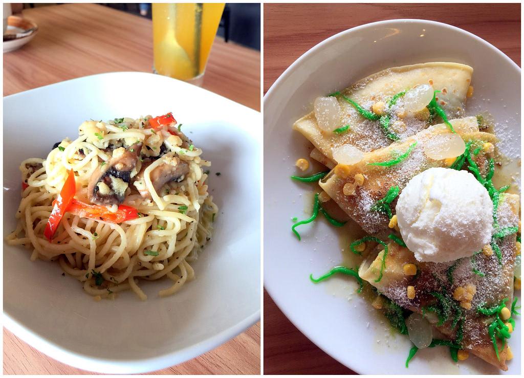 Simpang Bedok:莎拉的薄煎饼
