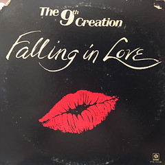 THE 9TH CREATION:FALLING IN LOVE(JACKET A)