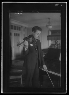 Heifetz (LOC) | by The Library of Congress