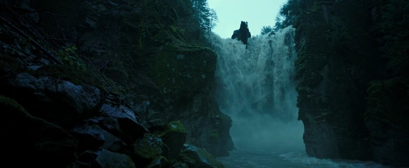 War for the Planet of the Apes Shooting location