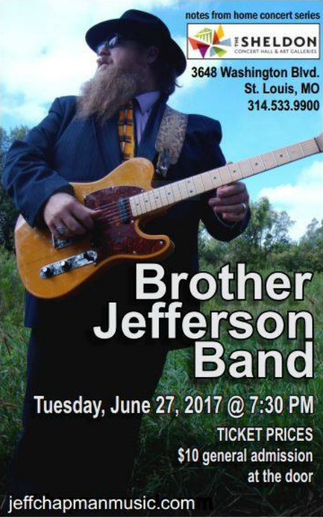 Brother Jefferson 6-27-17