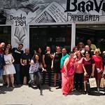 VI Encuentro de escritores / En librería Bravo