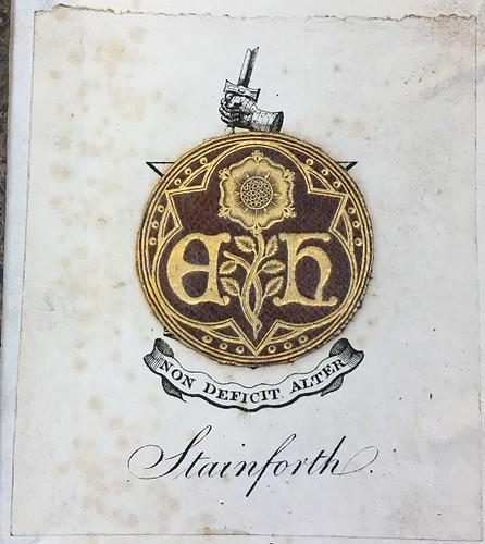 Small Bookplate