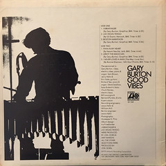 GARY BURTON:GOOD VIBES(JACKET B)