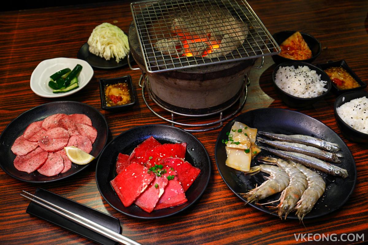 Momotalo Japanese BBQ Yakiniku