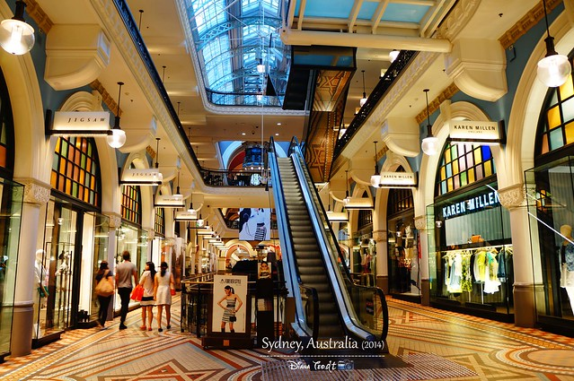 Day 2 - Sydney Queen Victoria Building 04