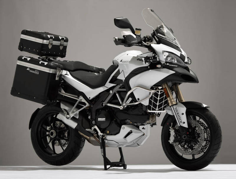 2012 Ducati Multistrada 1200 S Touratech Edition
