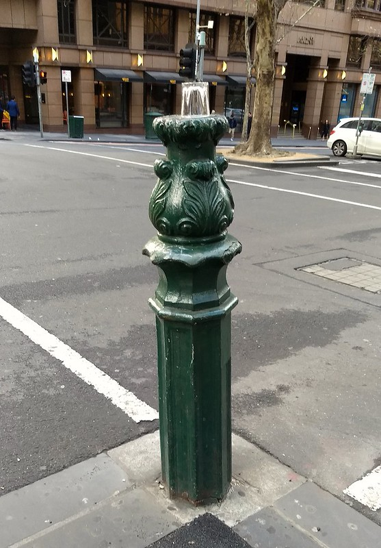 Queen St and Little Collins St