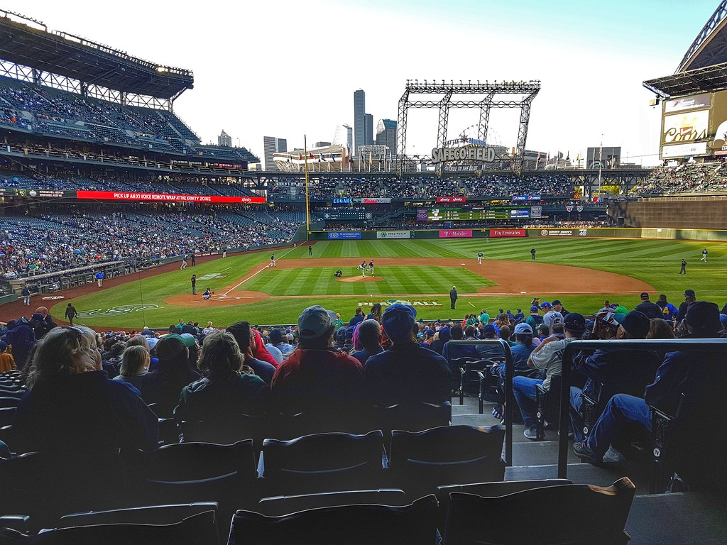 Seattle Mariners game 2