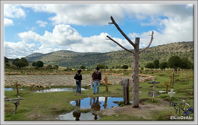 El Cementerio de Sad Hill está en Burgos (9)