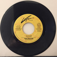 TONI BRAXTON:YOU'RE MAKIN' ME HIGH(RECORD SIDE-B)
