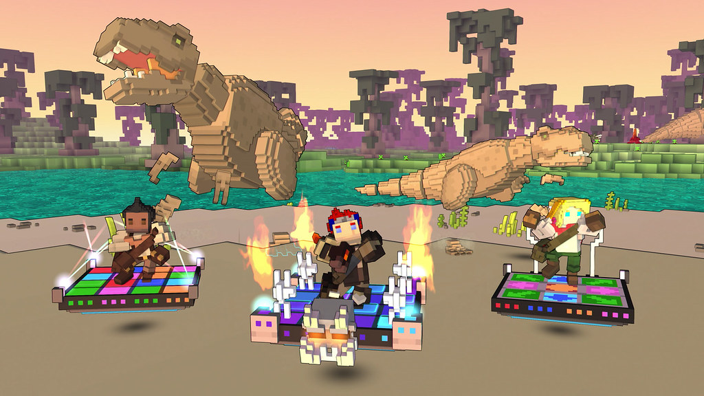 Trove: Megalithic Update